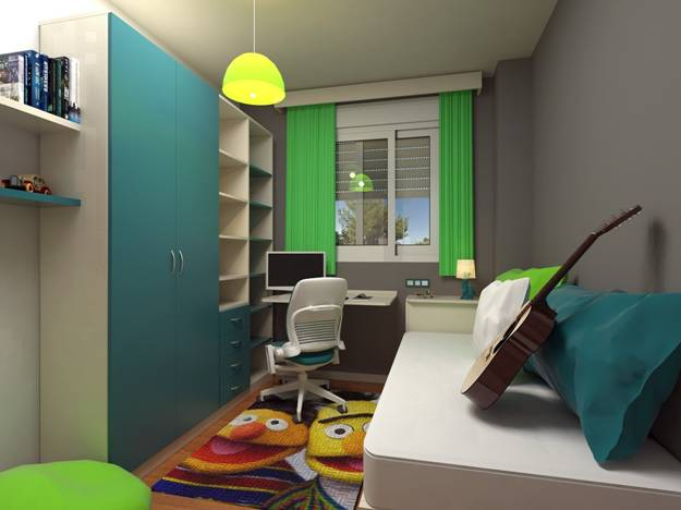 home and bedroom design