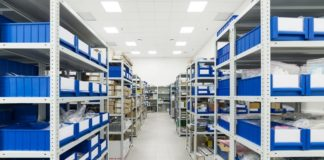 Improve Space for Storage in Industries with Shelving