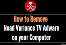Remove Noad Variance