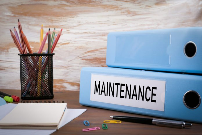 preventive maintenance checklist