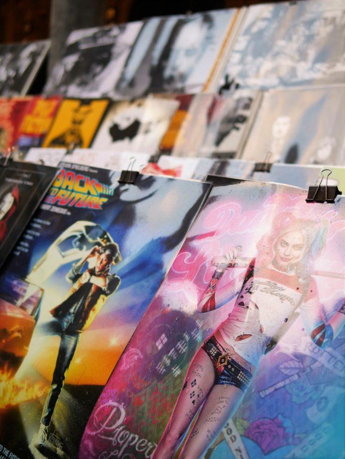 comics online