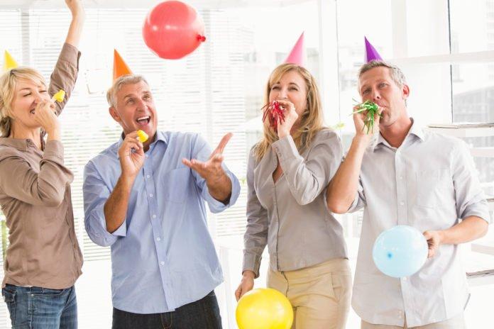 Work Staff Party