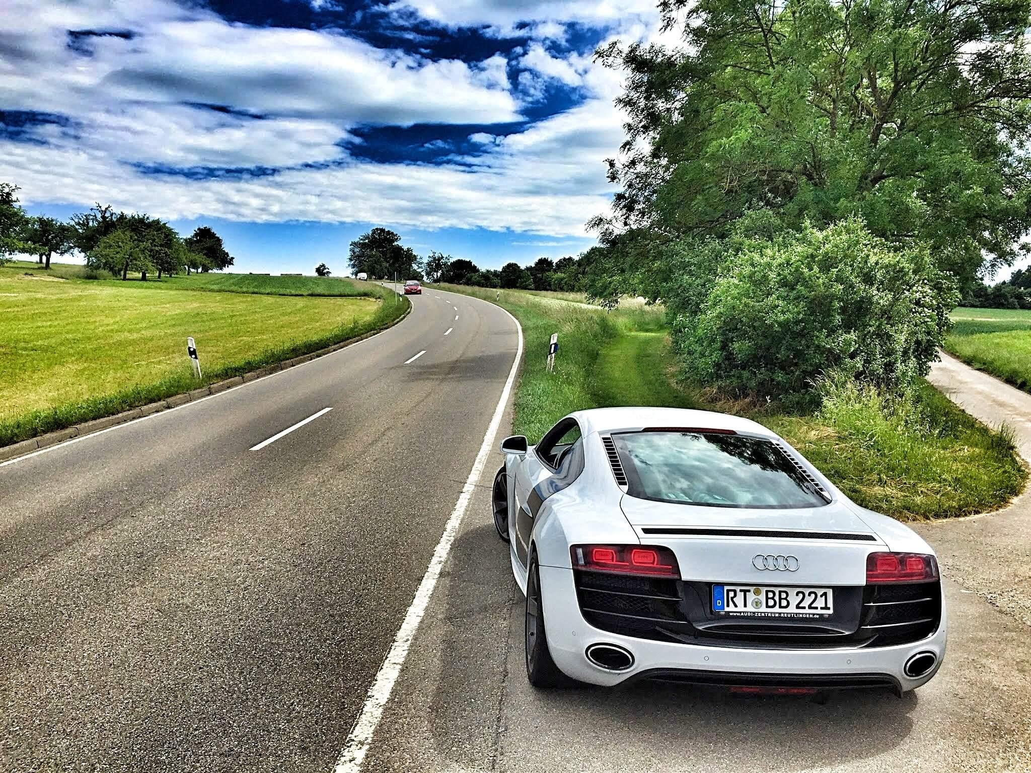 Audi TT R6