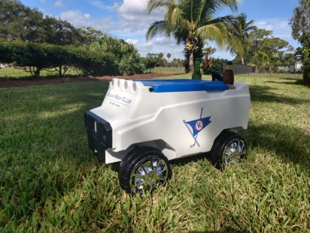 Rover cooler