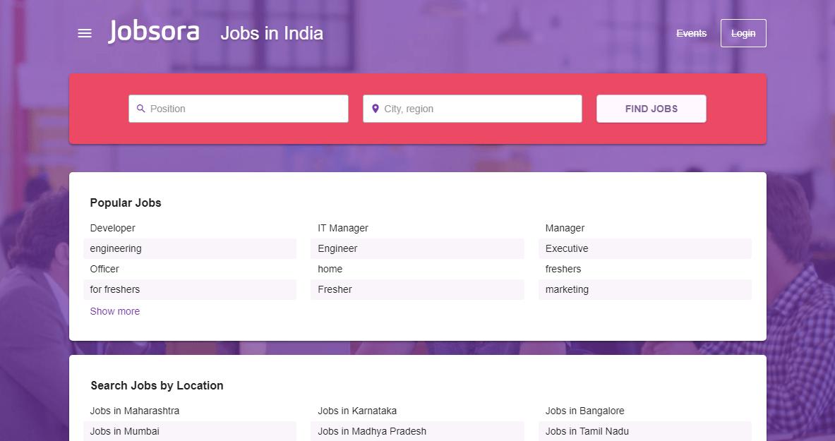 Jobsora jobs