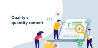Quality v Quantity Content