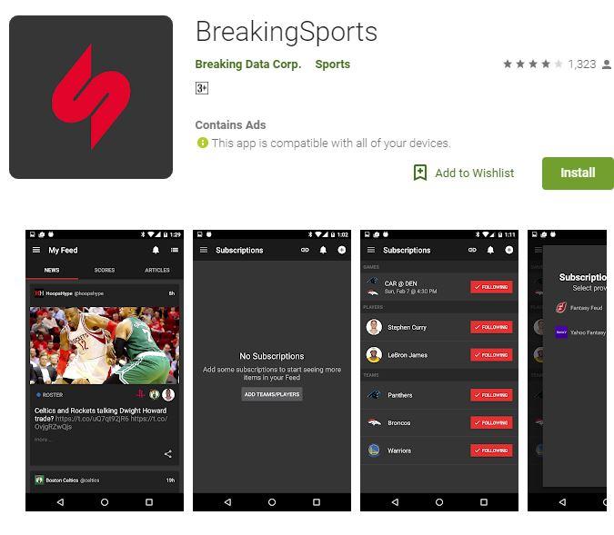 BreakingSports