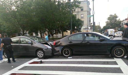 Rear-End Collision Damages