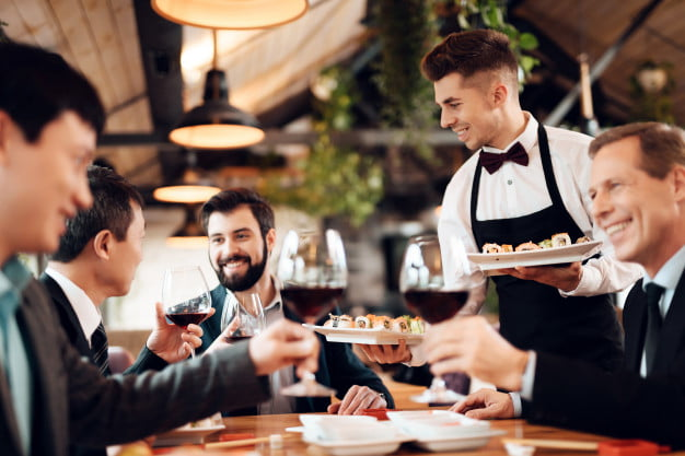 Restaurant Meetings