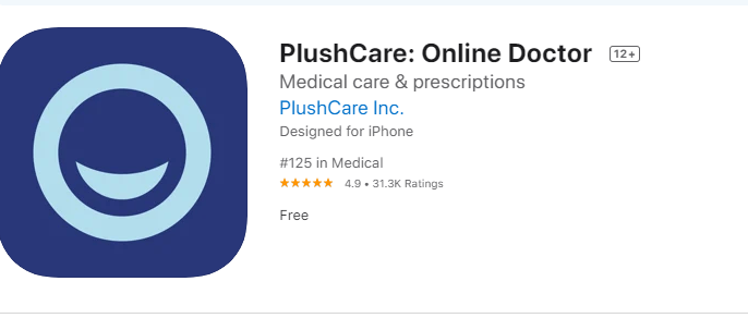 PlushCare: Online Doctor