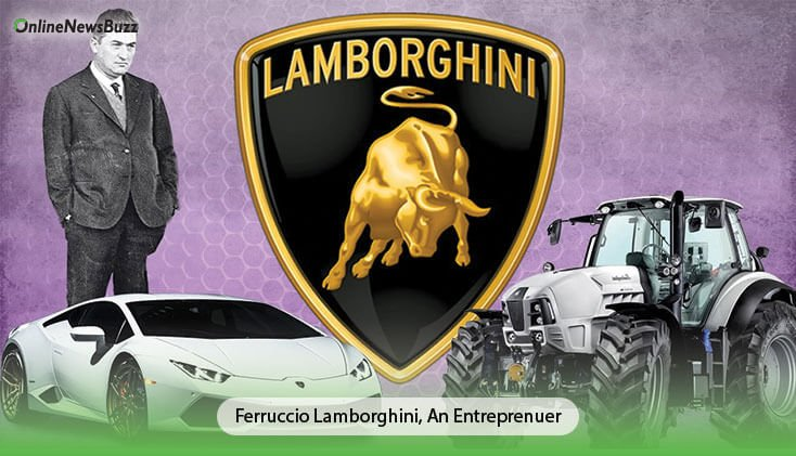 Ferruccio-Lamborghini,-An-Entreprenuer