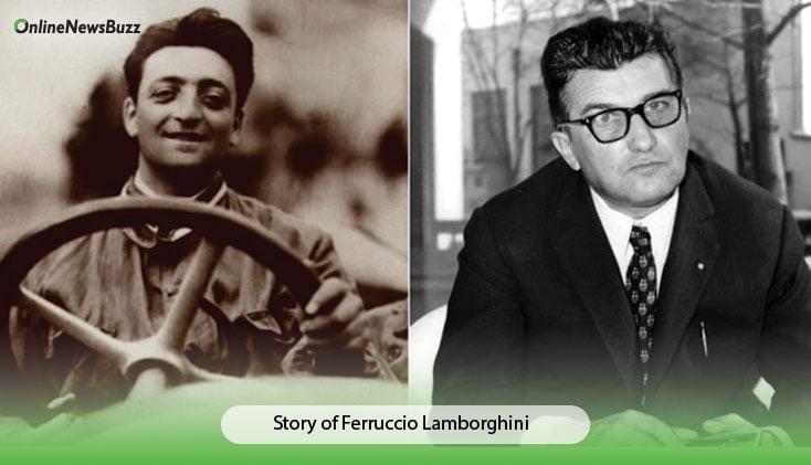 Story of Ferruccio Lamborghini