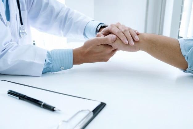 Establish a relationship with patients