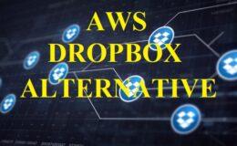 Aws Dropbox Alternative