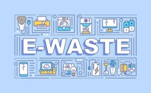 3. Recycling your e-waste is not only vital - it's the law