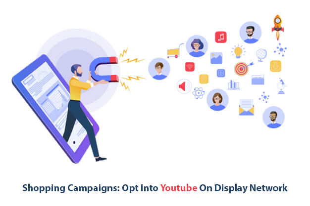 Shopping Campaigns: Opt Into Youtube On Display Network