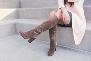 3. Knee-High Boots