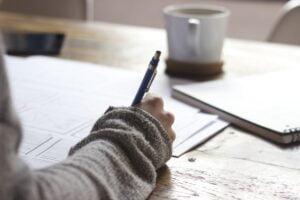 1.Create A Study Timeline