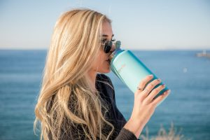 6. Stay hydrated: