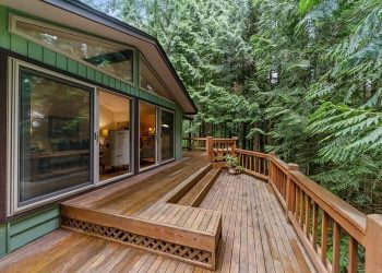 Add Comfort to a Deck