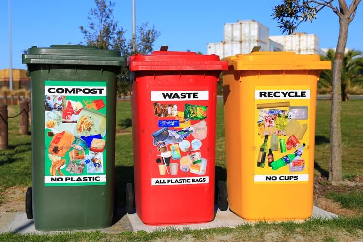 Opt for recycled products